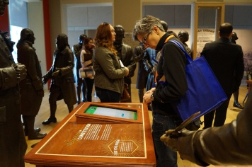 Behind-the-Front-Lines Tour at the National Constitution Center