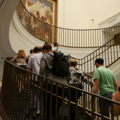 Behind the Front Lines Tour: Museum of the American Revolution